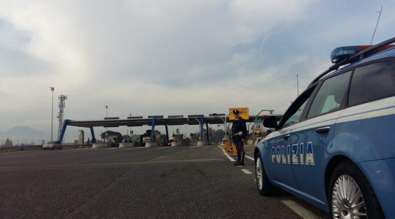 Cassino – In  A1 con documenti   falsificati : arrestati