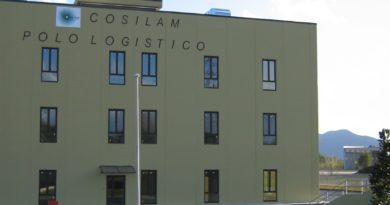 Castrocielo – Il Cosilam realizzerà 2 km di nuova rete fognaria