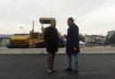 San Giorgio a Liri – Parcheggio di via Crocelle: ultimati i lavori
