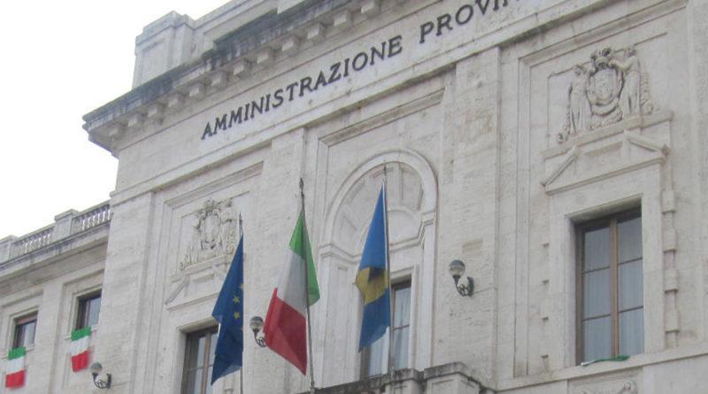 Frosinone – Consiglio provinciale: ecco i provvedimenti approvati