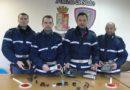 Cassino – La Polizia di Stato denuncia tre ucraini per ricettazione