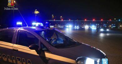 Frosinone – Più incidenti e più morti sulle strada Ciociare. Incessante l'attività della Polstrada