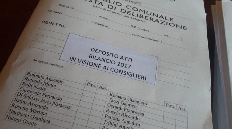 Pontecorvo – Il consiglio comunale: Ok al bilancio di previsione 2017