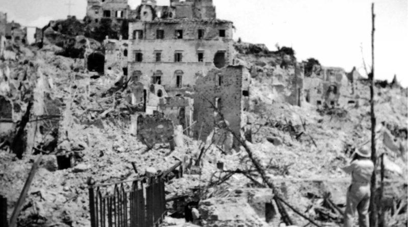 Pontecorvo – 24 Maggio 1944: l'alba della libertà per il popolo pontecorvese