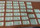 Cassino- In viaggio con i soldi falsi: arrestati
