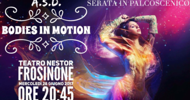 Frosinone – Bodies in motion, allievi in scena al teatro Nestor con il musical 'Notre Dame de Paris'