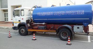 Esperia, oggi dalle 18 alle 22 servizio sostitutivo di autobotte a Monticelli