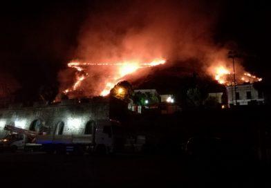 Roccasecca – Incendi e piromani: #Difendiamoci#