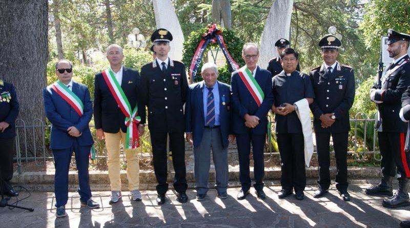 Cervaro – Martiri di Fiesole: ricordato il carabiniere Vittorio Marandola