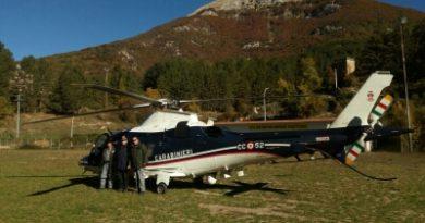 Filettino – Coppia dispersa sui monti: salvata dai carabinieri