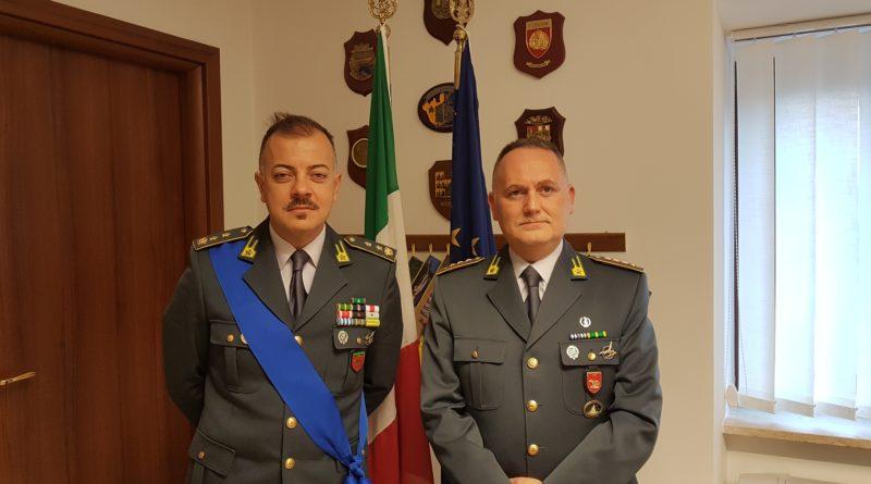 Cassino – Tenente Colonnello Salvatore Rapuano è il nuovo comandante Gruppo della Gdf