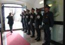 Frosinone – Il Generale di Divisione Bruno Buratti in visita i al Comando Provinciale della Guardia di Finanza