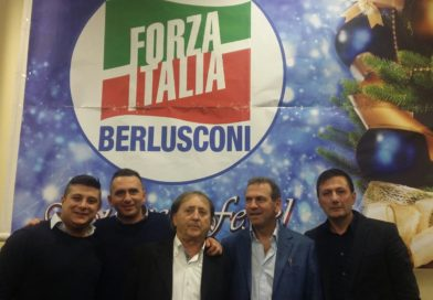 Broccostella –  Di Stefano, Polsinelli e Capobianco, entrano in Forza Italia