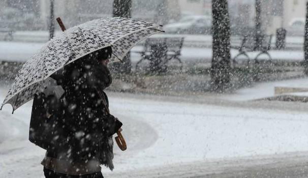 Regione Lazio – Allerta neve per le prossime 30 ore: ecco dove