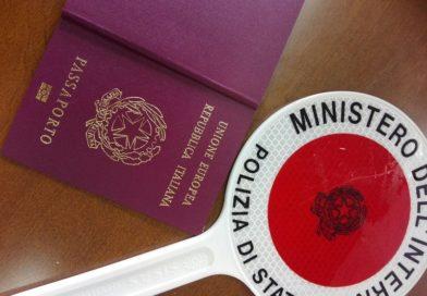 Frosinone/Cassino – Passaporto: viaggiare sicuri con i consigli della Polizia di Stato