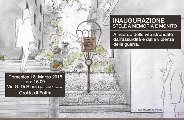 Cassino – Stele alla Grotta Foltin: sospesa la manifestazione
