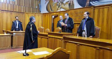Cassino/Tribunale – Si è insediato il nuovo Presidente della sezione civile: è il dottor Massimo Pignata