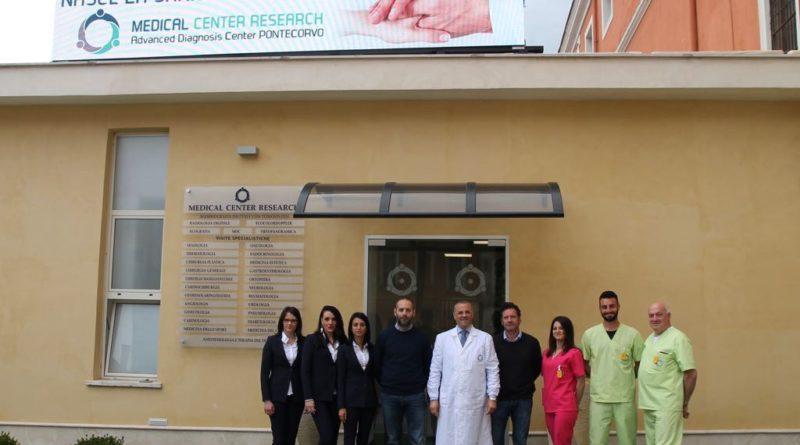 Pontecorvo – Centro diagnostico e poliambulatori specialistici: sabato l'inaugurazione de Medical Center Research