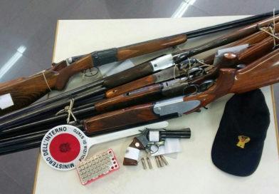 Frosinone – Armi: nuova normativa. L'invito della Questura