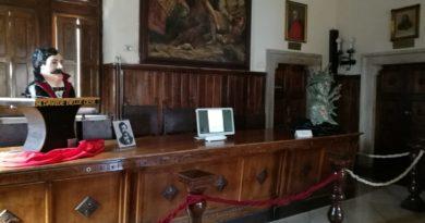Pontecorvo – Le opere dell'artista Pietro Pulcini esposte in Comune