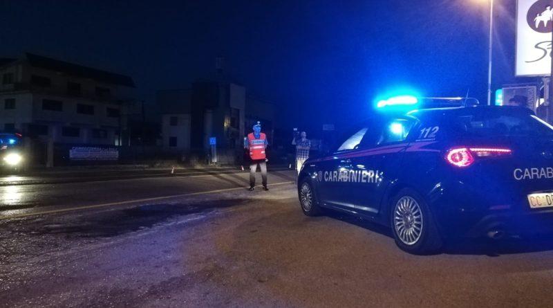 Pontecorvo – Sicurezza stradale: serrati controlli dei carabinieri