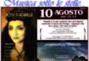 """Musica sul Monte Leuci, Musica sotto le stelle…    XIV edizione Concerti sotto le stelle sul """"balcone della Valle del Liri"""""""