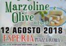 Esperia – Tutto pronto per la 35esima edizione della Sagra delle Marzoline e Olive di Esperia