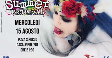 Casalvieri – Summer Festival edizione 2018 con Loredana Bertè