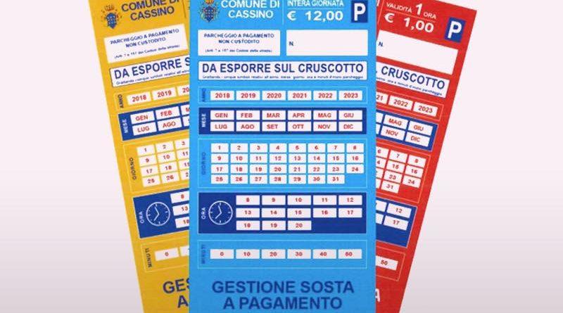 Cassino – Torna la sosta a pagamento