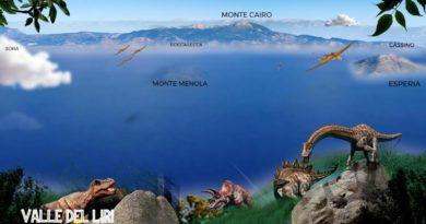 Pontecorvo – La Menola Parco Giurassico: ok dalla Regione. Evento di Animafamily e Comune