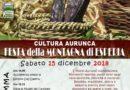 Esperia – Tutto pronto: sabato 15 dicembre la festa della montagna