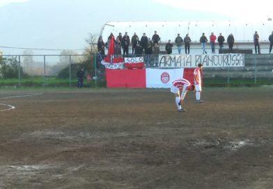 Calcio Prima Categoria – Lo Sporting Pontecorvo batte l'atletico Pofi e vola secondo posto