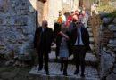 Pico – Il Prefetto Portelli in visita al Castello