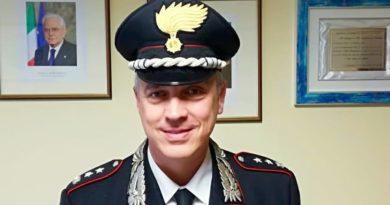 Aquino – Promozione per Pompeo Quagliozzi: è Tenente Colonnello