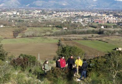 Pontecorvo – Parco Giurassico di Monte Menola: al via le visite per le scolaresche