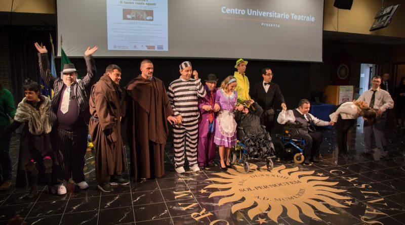 Cassino/Università – Dis-ABILITÀ: il teatro rende uguali. L'aula magna si trasforma in palcoscenico