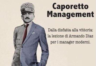 """Cassino – Venerdì la presentazione del libro """"Caporetto Management"""""""