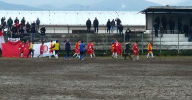 Calcio Prima Categoria – Il derby del Liri va allo Sporting Pontecorvo. San Giorgio a Liri Ko