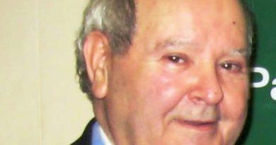 Pontecorvo – Scomparsa di Fernando D'Amata: camera ardente in Comune e lutto cittadino