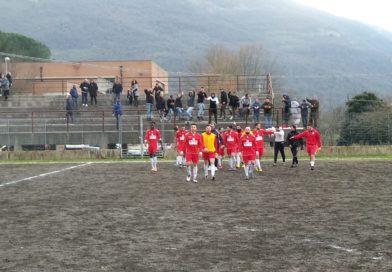 Calcio Prima Categoria – Vittoria per lo Sporting Pontecorvo a Castro dei Volsci