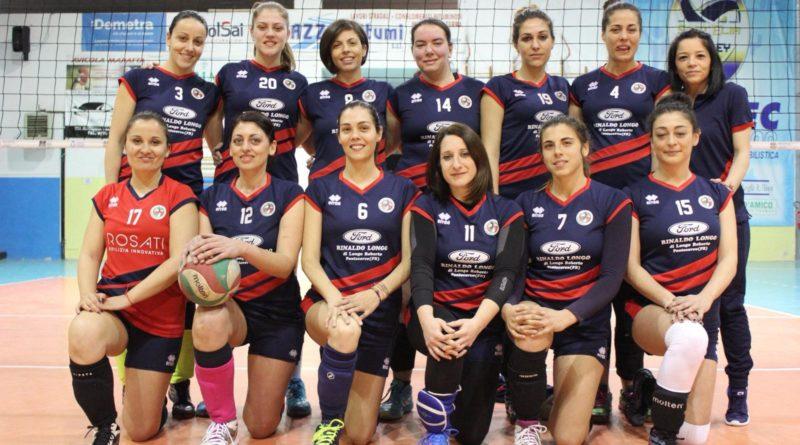 L'Asd Volley Pontecorvo vince il campionato di Seconda Divisione. Festa e sguardo al futuro