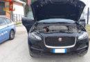 """Cassino – In viaggio sull'A1 con Jaguar F-Pace """"riciclata"""": denunciato"""