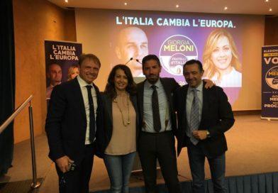 Pontecorvo – Il vice sindaco Belli aderisce a Fratelli d'Italia. L'annuncio del Senatore Ruspandini