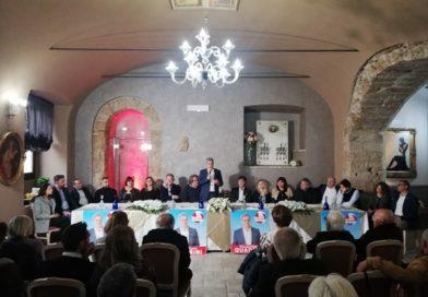 """Isola Liri – """"Per Isola del Liri"""": presentata la lista a sostegno del candidato sindaco Massimiliano Quadrini"""