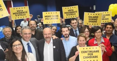 Ceprano – Bonifiche e tutela dell'ambiente: l'impegno del ministro dell'Ambiente Sergio Costa e del deputato Fontana