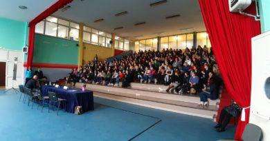 Pontecorvo – Corretto utilizzo dei social, la Polizia Postale sale in cattedra