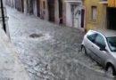 """Pontecorvo – Una strada in piena, cittadini e commercianti: """"Ci risolvano il problema"""""""