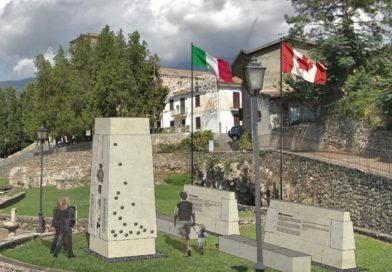 Aquino – Domani l'inaugurazione del Monumento voluto dai Canadesi