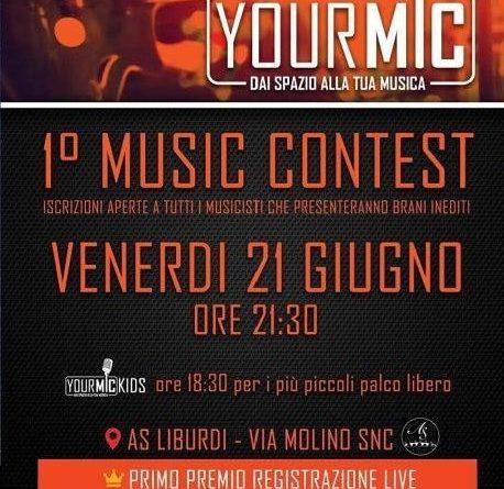 Pontecorvo – Al via domani prima edizione di Your Mic: contest musicale per valorizzare progetti inediti