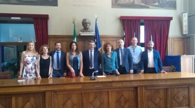 Cassino – Ecco la nuova giunta comunale del sindaco Enzo Salera